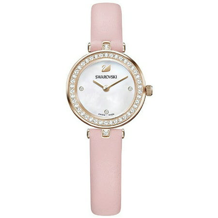 Dressy Leather Watch - Aila Dressy Mini Leather Ladies Watch 5376648