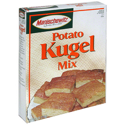 Manischewitz Potato Kugel Mix, 6 oz, (Pack of 6)