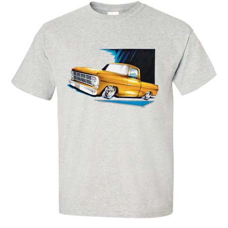 Gold Chevrolet C-10 T-Shirt Cheyenne Pickup