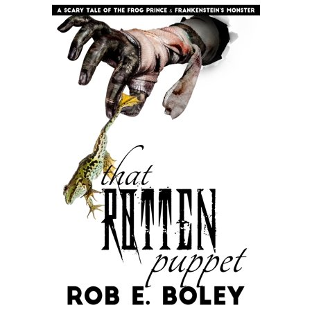 Scary Rotten Farms (That Rotten Puppet - eBook)