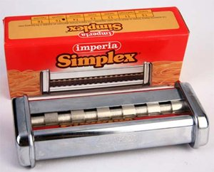 Imperia Pasta Machine Attachment - Lasagnette