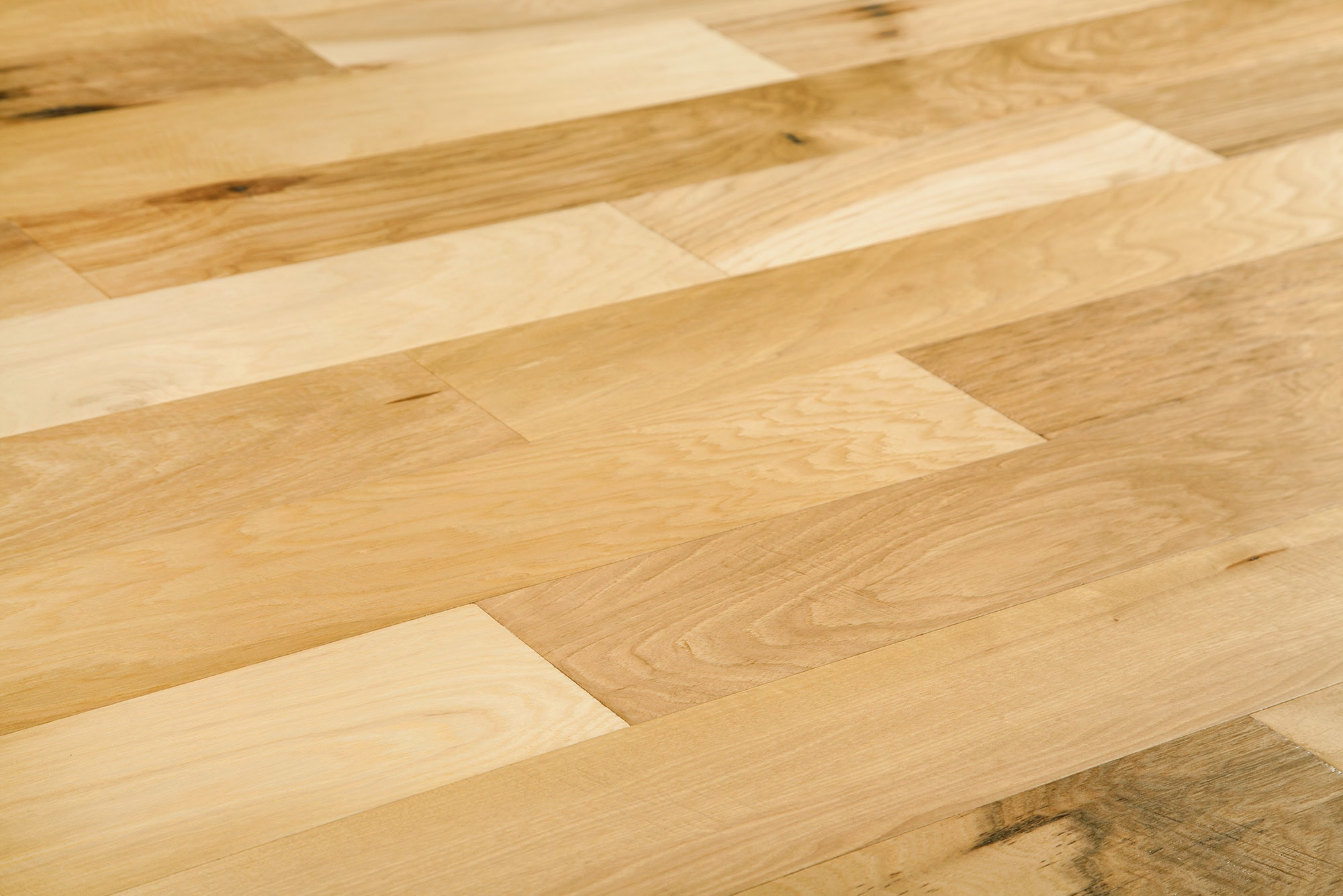 Builddirect Natural Hickory Engineered