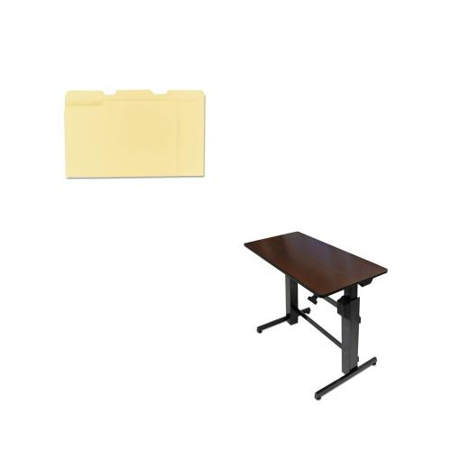 Shoplet Best Value Kit   Ergotron Inc WorkFit D Sit Stand Desk (ERG24271927