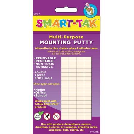 Smart-Tak Mounting Putty - Adhesive Putty