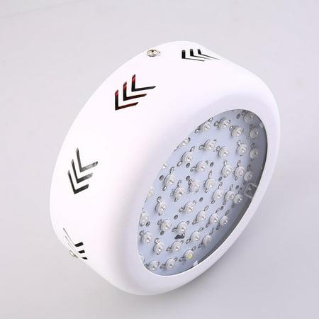 150W LED Grow Light Round Lamp Red Blue IR UV High Power Full ...