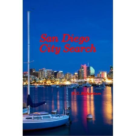 San Diego City Search - eBook (Party City San Diego Ca)