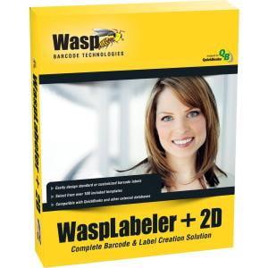 WASPLABELER +2D 5U 5 USER LICENSES IN BOX