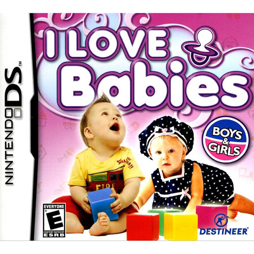 I Love Babies (DS)