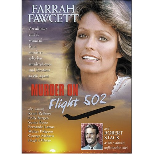 Murder on Flight 502 ( (DVD))