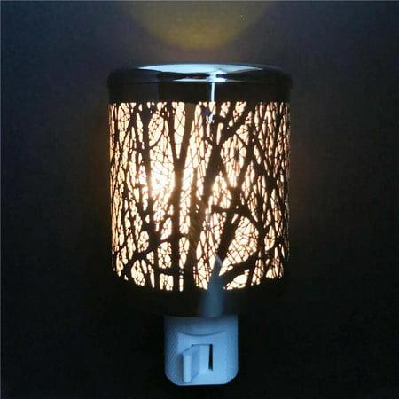 ACE NL1075 Aluminum Crafted LED Night Light - Forest Ace Hardware Led Lights