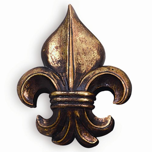Port 68 Fleur De Lis Wall D cor (Set of 5)