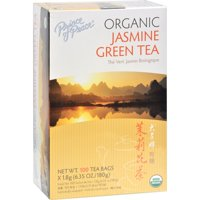 Prince Of Peace Organic Green Tea Jasmine - 100 Tea Bags