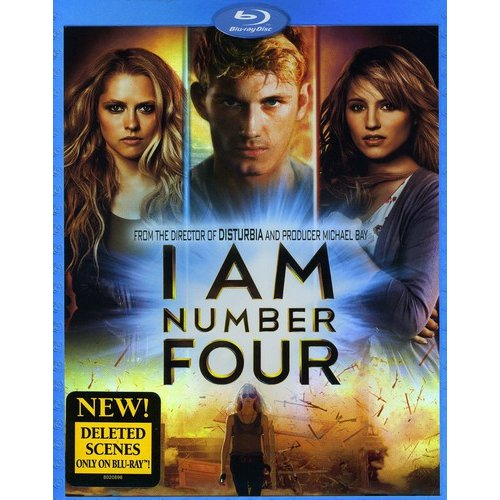 I Am Number Four (Blu-ray) (Widescreen)