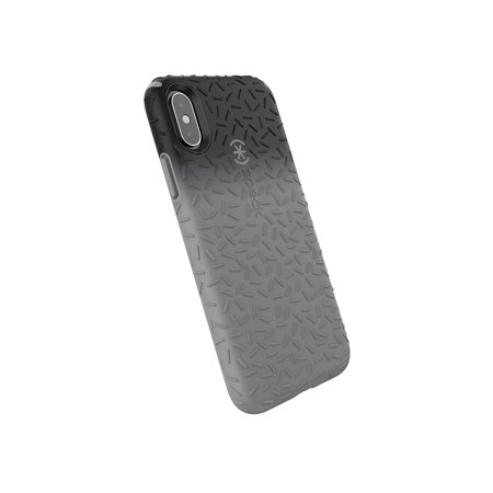 Speck Candyshell Fit for iPhone XS/iPhone X, Black Ombre Mercury