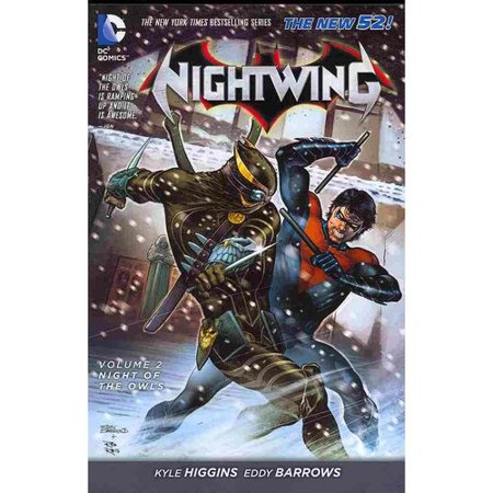 Nightwing 2: Night of the Owls by
