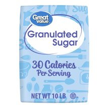 Sugar & Sweetener: Great Value Granulated Sugar