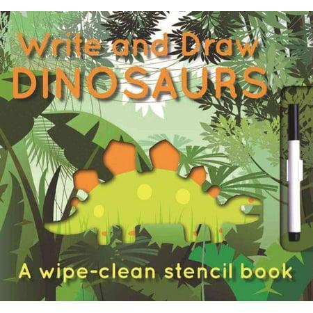 Write and Draw: Dinosaurs