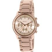 Women's Rockaway NY2331 Rose Gold Stainless-Steel Quartz Watch