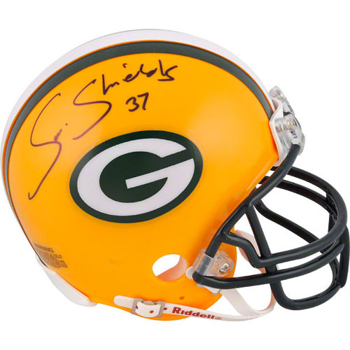NFL - Sam Shields Green Bay Packers Autographed Mini Helmet