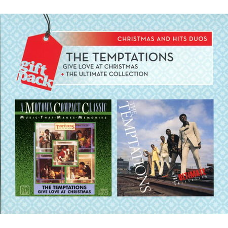 Temptations Christmas.Temptations Christmas Hits Duos Cd