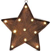 Better Homes and Gardens Star Marquee Sign