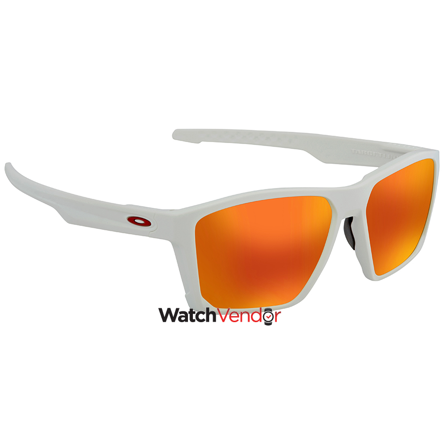 fdc29ef9055 Oakley Targetline Prizm Ruby Square Men s Sunglasses 0OO9397 ...