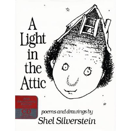 A Light in the Attic Book and CD (Other)
