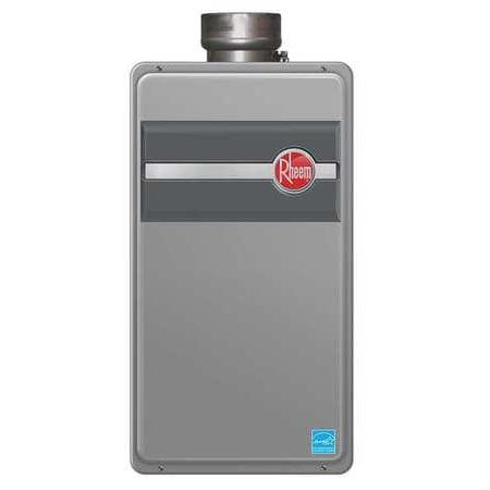 Rheem Rtg 84Dvln Direct Vent Natural Gas Tankless Water Heater For 2   3 Bathroom Homes