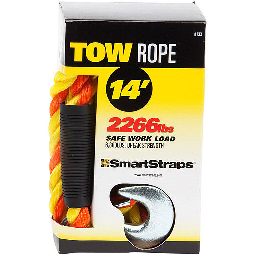 SmartStraps 14' 6800 lbs. Tow Rope