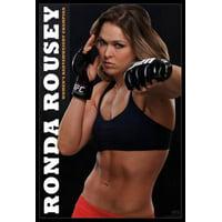 UFC - Ronda Rousey Poster Poster Print