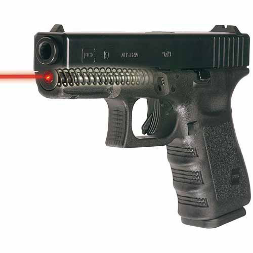 LaserMax Guide Rod Red Laser for Glock 19/23/32/38 (Gen 1-3)