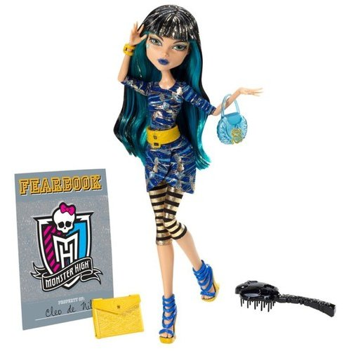 Monster High Cleo de Nile Doll by Generic