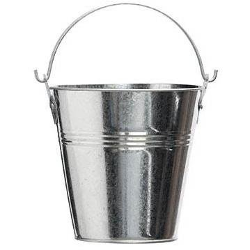 Storm Fit Bucket - TRAEGER GREASE BUCKET. Galvanized FITS ALL GRILLS