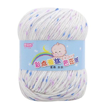 50g Hand Knitting Knicker Yarn Crochet Soft Scarf Sweater Hat Knitwear Wool