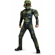 Halo Master Chief Classic Muscle Child Halloween Costume