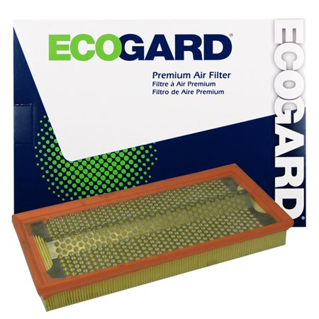 ECOGARD XA5156 Premium Engine Air Filter Fits Mercedes-Benz SL500, S500, S420, 500SEL, 400E, E420, 400SEL, 500SL, 400SE, CL500, 500E, E500, 500SEC