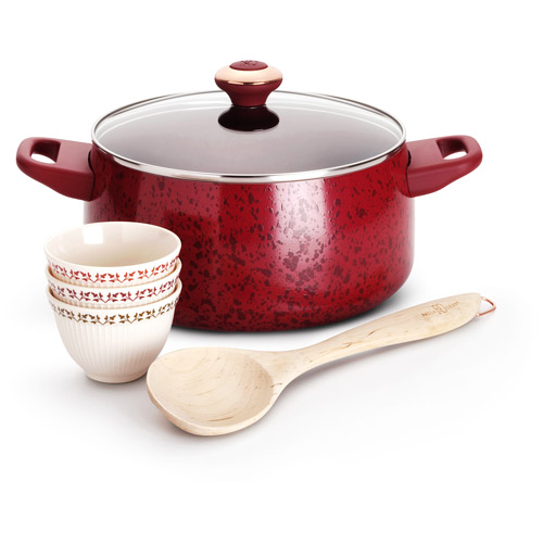 Paula Deen Signature 6-Piece Cookware Soup and Stew Set