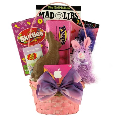 Great arrivals gift baskets easter diva easter gift basket walmart great arrivals gift baskets easter diva easter gift basket negle Choice Image