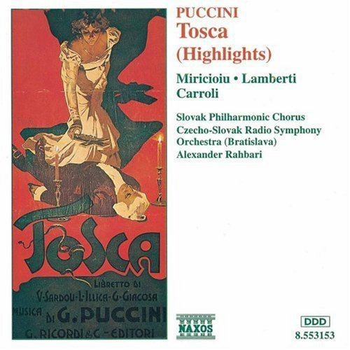 Puccini : Tosca Highlights