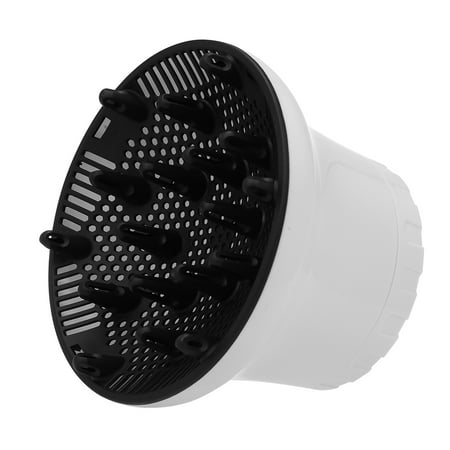 Hair Dryer Diffuser Adjustable Blow Dryers Diffuser for Curly or Wavy Hair Styling Accessories ()