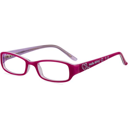 Hello Kitty Girls Prescription Glasses Hk200 Pink