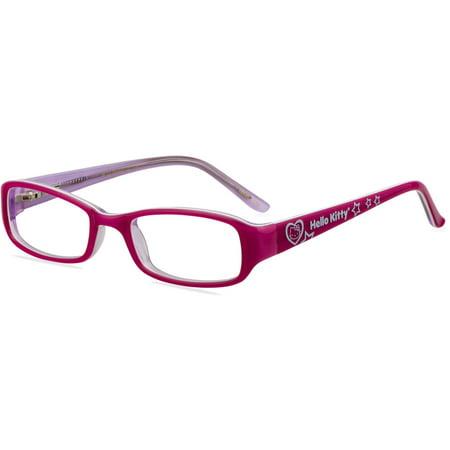 5bd07b7e5bb Hello Kitty Girls Prescription Glasses