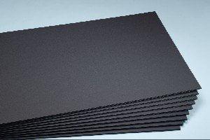 """Black Foam Board 24""""x36"""" (25 SHeets) by Elmers"""