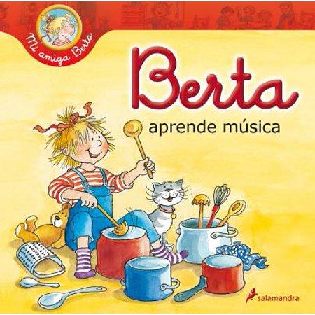 Berta Aprende Musica - Musica Halloween Terrorifica
