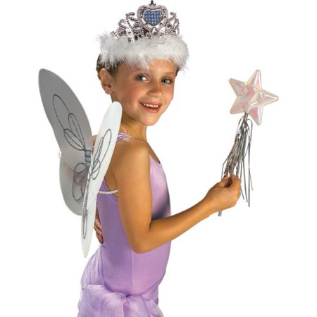 Kids Halloween Costume Butterfly Fairy Angel Outfit NEW Girls One Size Fits - Fairy Outfits