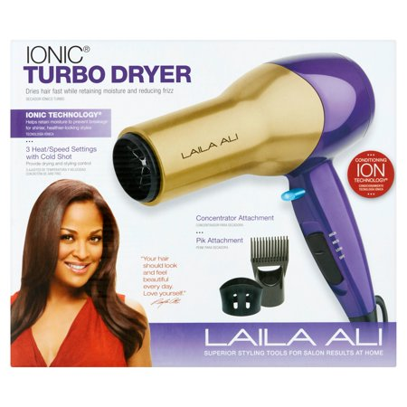 Laila Ali Ionic Turbo Dryer