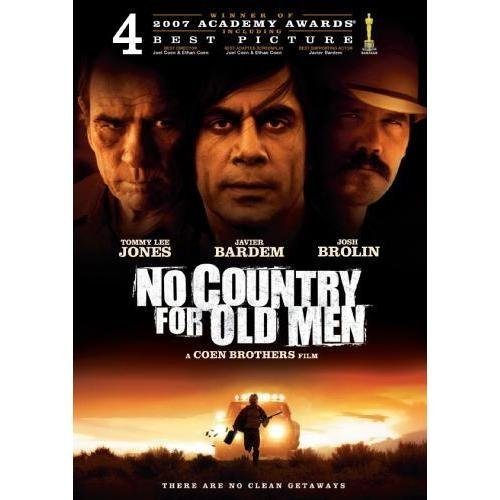 NO COUNTRY FOR OLD MEN (DVD) (WS/ENG/SP/SP SUB/FR SUB/5.1 DOL DIG/UV DIG CO