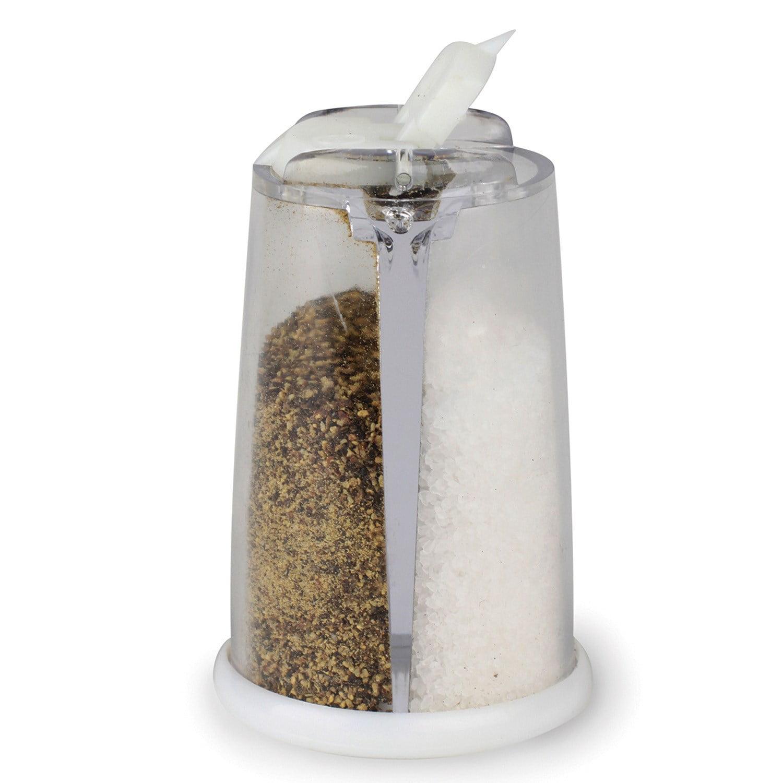 Green Supply Side By Side Salt & Pepper Shaker