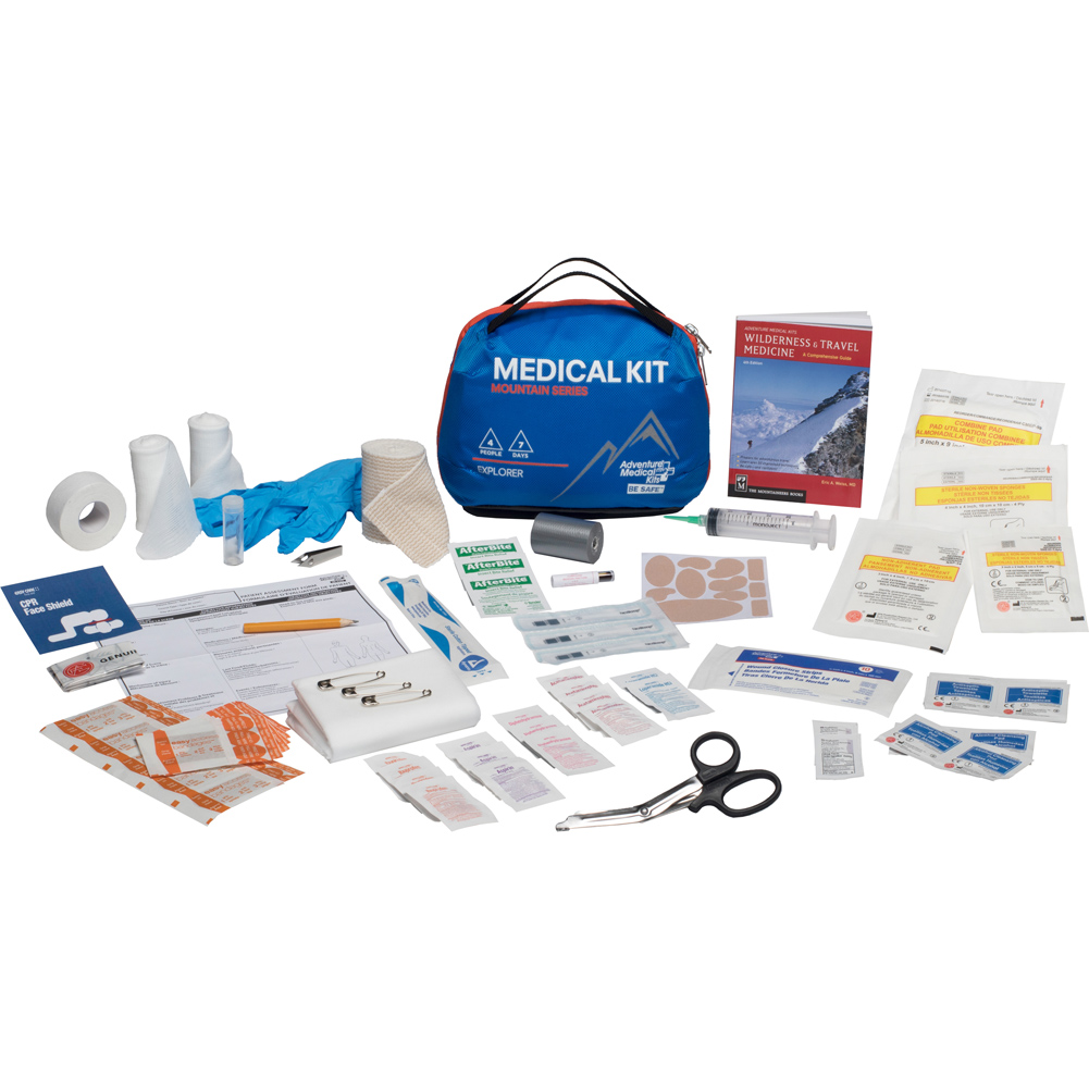 Adventure Medical Kits Mountain Explorer First Aid Kit