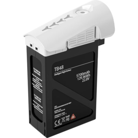 Dji Inspire 1 - Tb48 Intelligent Flight Battery [5700mah] - 5700 Mah - Lithium Polymer [li-polymer] - 22.8 V Dc - 1 (cp-pt-000303)